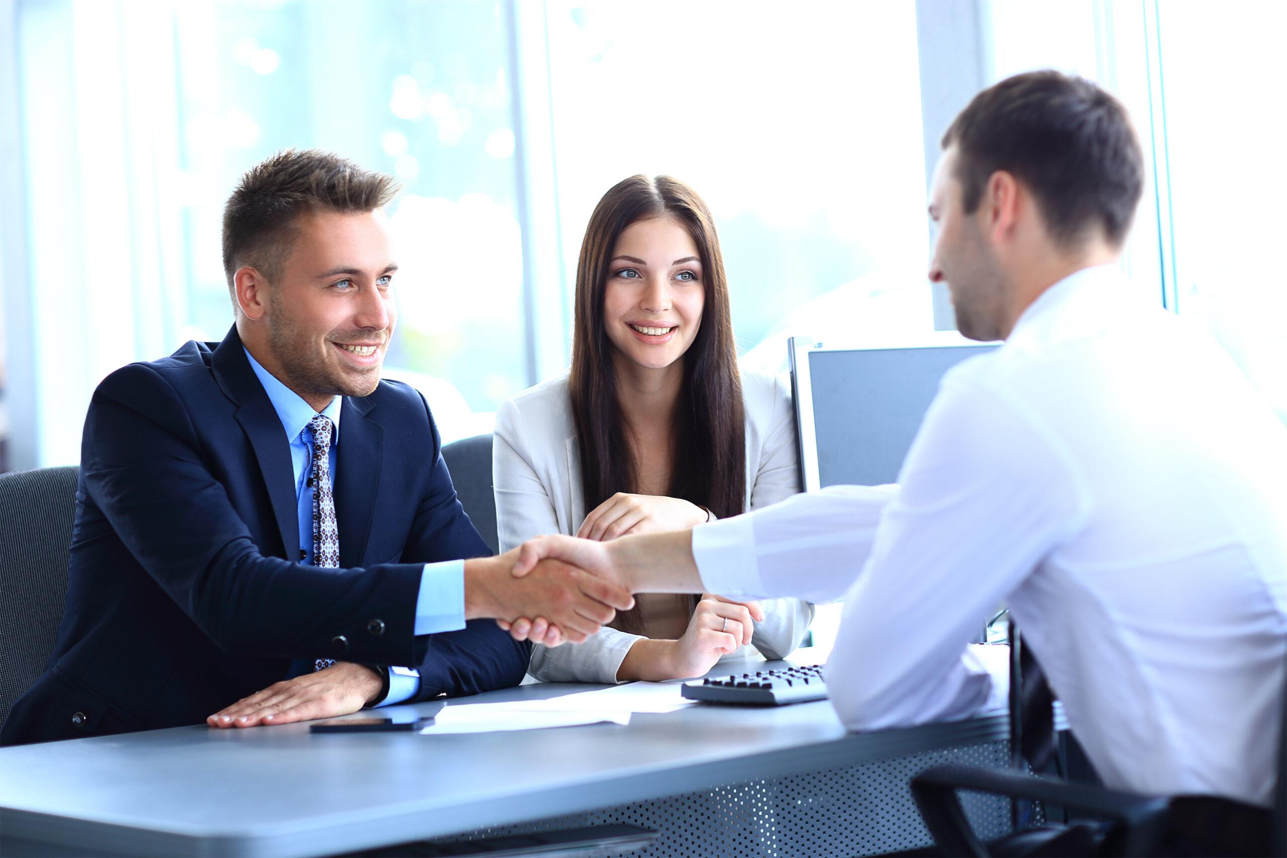 Business Services Offering Platform