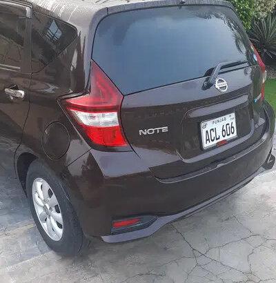 Nissan Note 2017 Model