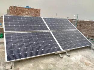 solar service and installation