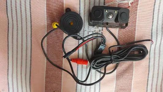 Car rear view HD camera