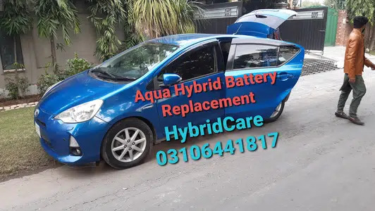 Hybrid Batteries Specialist