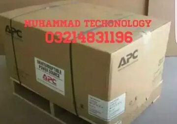 APC UPS SRT 6 K XLI ONLINE UPS APC