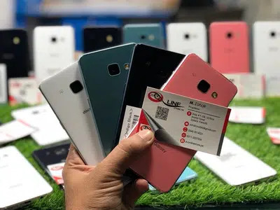 SAMSUNG GALAXY FEEL APLUS STOCK NEW ARRIVAL PTA APPOROVE