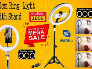 20, 26, 30, 33cm ring light with 7 feet stand and mobile acessories