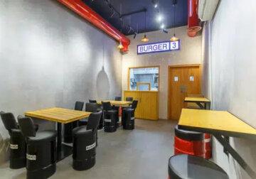 Fast Food Restaurant For Sale, Burger 3