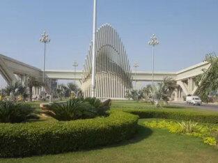 Residential Plot For Sale In Bahria town Karachi Precinct 3