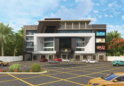 Ground Floor Shop For Sale In Mall One Shopping Complex Hyderabad