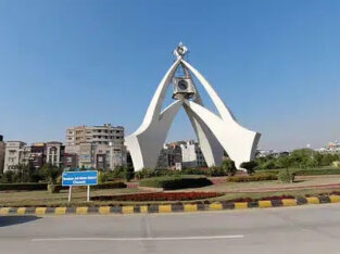 Plot Is Available For sale Bahria Town Phase 8 – Umer Block