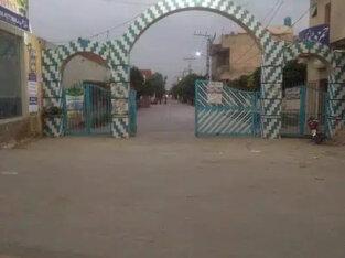 3 marla 3 year instalment plan plot for sale in Hamza Town kana Lahore